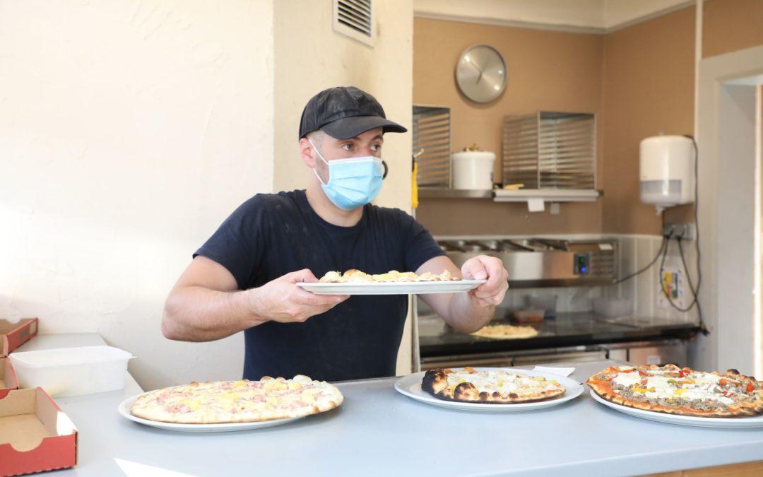 À la recherche d'une bonne pizzeria près de Ramonchamp?
