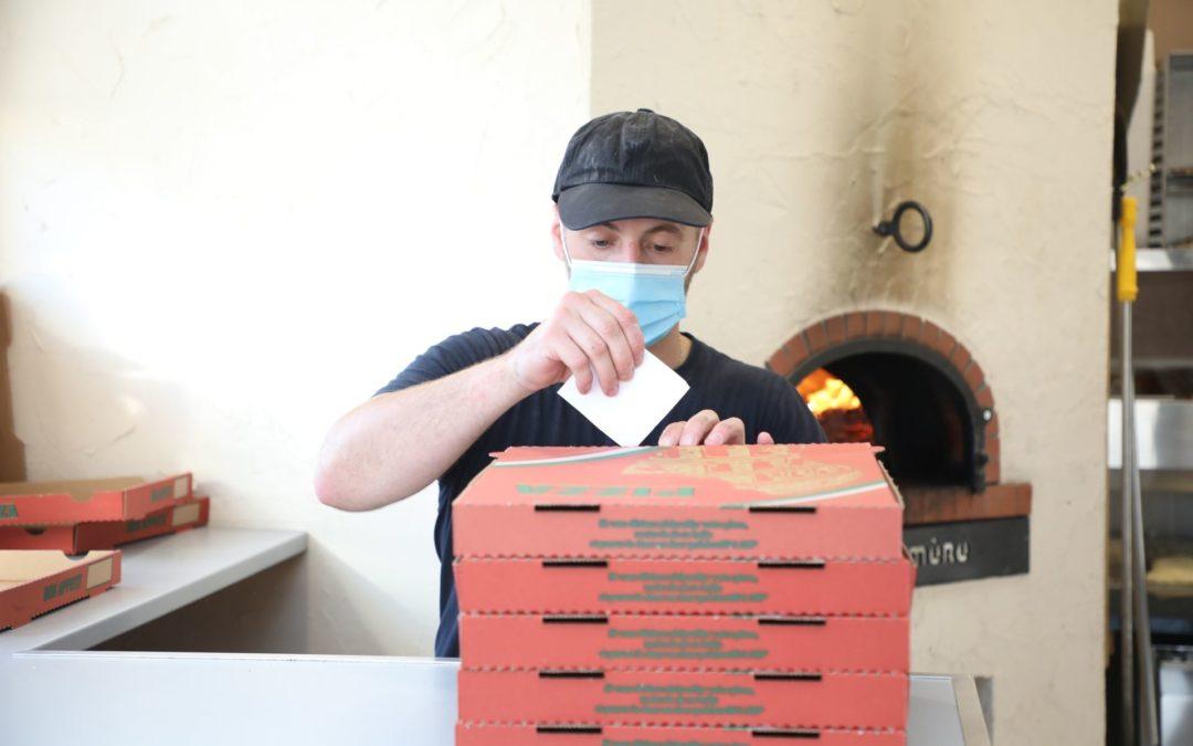Pizza à emporter à proximité de Bussang