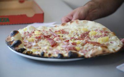 Pizza à emporter au Thillot